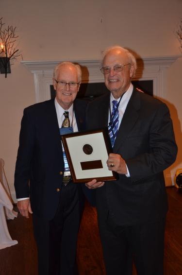 Bruce Gottwald and Jim Lighthizer