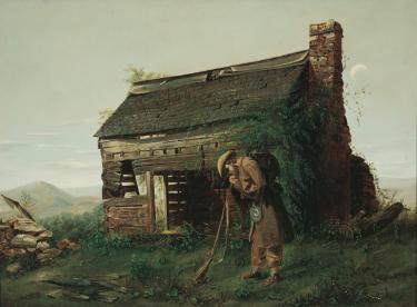 Henry Mosler The Lost Cause