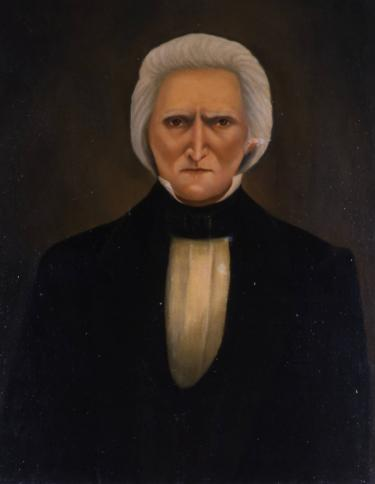 Ohio governor Robert Lucas