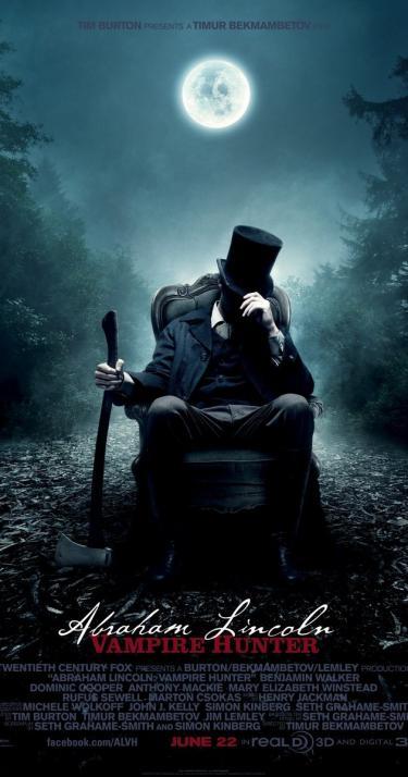 Abraham Lincoln Vampire Hunter 106