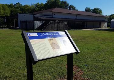 Fort Henderson Trinity School Athens Ala. 2