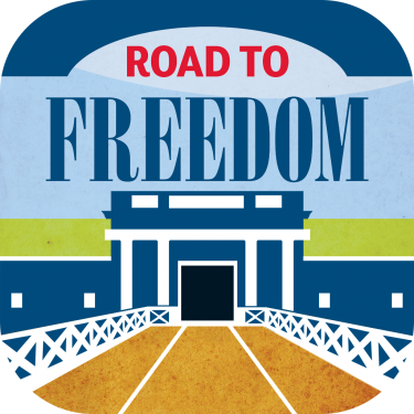 Road to Freedom Tour Guide App Icon