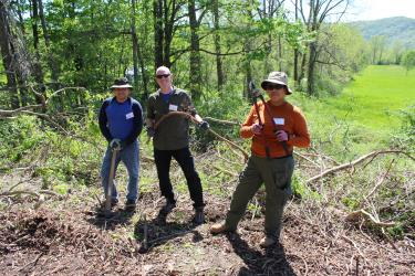 American Veterans Archaeological Recovery Dig Team