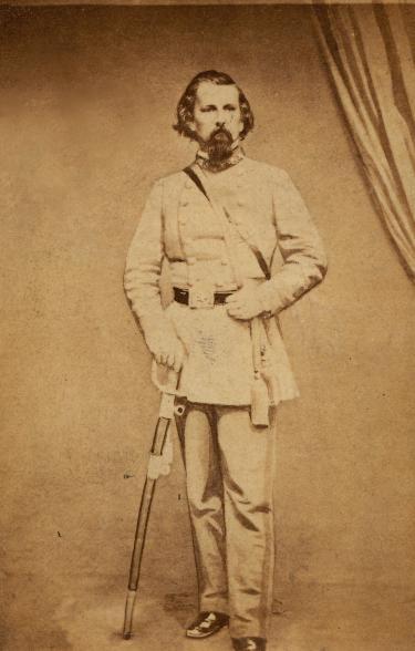 Lloyd Tilghman Portrait