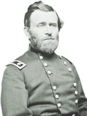 Maj. Gen. Ulysses S. Grant