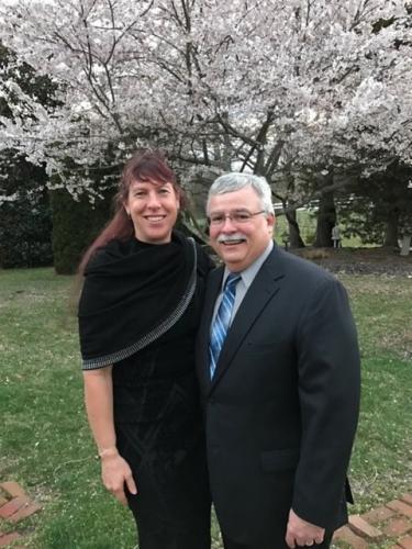 Jeff and Nancy Mendonca
