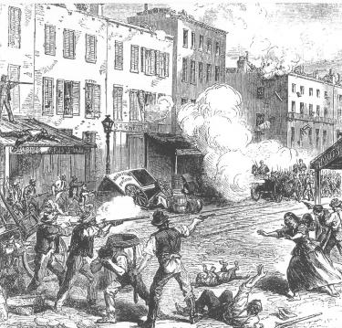 New York Draft Riots
