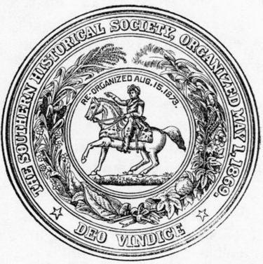 Southern Historical Society Seal