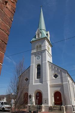 St. Georges Episcopal Church - Fredericksburg