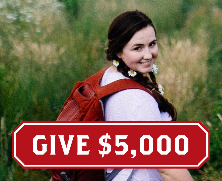 Support education with a $5,000 donation