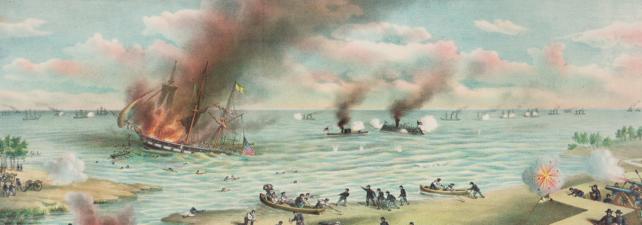 an introduction to the hampton roads the battle of the ironclads The battle of hampton roads, often referred to as either the battle of the monitor and merrimack (or virginia) or the battle of ironclads.