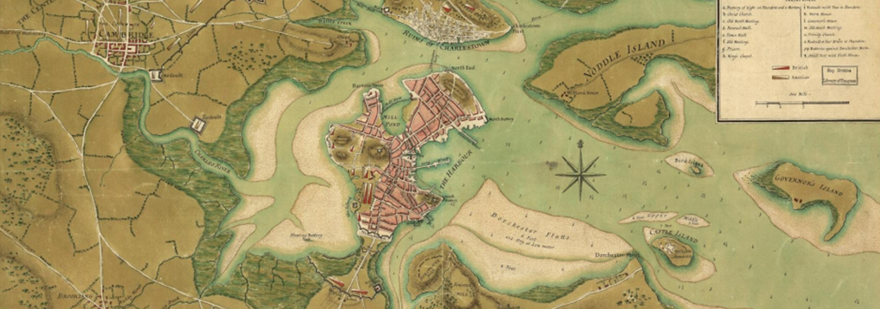 Battle of Boston Facts & Summary | American Battlefield Trust on map of boston streets during the revolution, map of boston rhode island, map of boston scotland, map of boston 1776, map of boston 17th century, map of boston during the boston massacre, map of boston art, map of boston united states, map of boston massachusetts, map of boston colonial, map of boston england, map of boston 1800s, map of boston cemeteries, map of revolutionary battles, map of patriot during american revolution victory,
