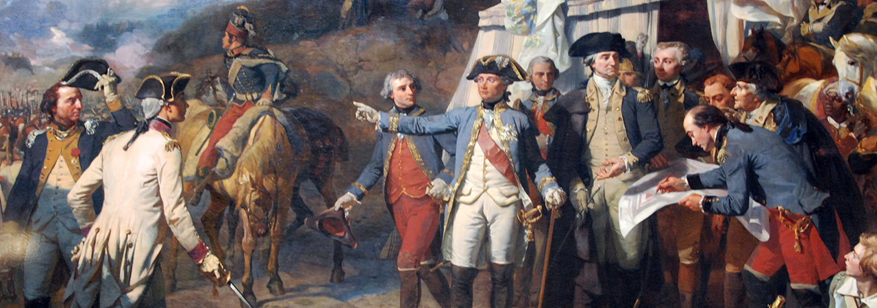 the battle of yorktown was the climax of the revolutionary war The battles of saratoga marked the climax of the  known as the battle of yorktown,  was an american revolutionary war battle fought in the.