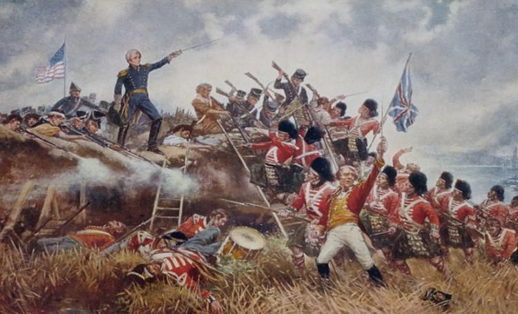 WAR OF 1812 AT WALMART