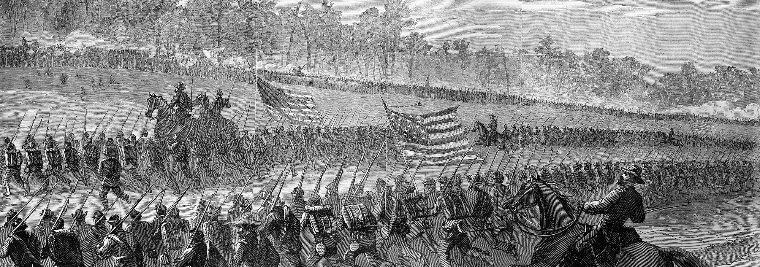 account of the battle of antietam during the civil war in america Battle of antietam summary: the battle of antietam, aka battle of sharpsburg, resulted in not only the bloodiest day of the american civil war » see all antietam articles prelude to antietam shortly after routing the union army of virginia under maj gen john pope in the second battle of.