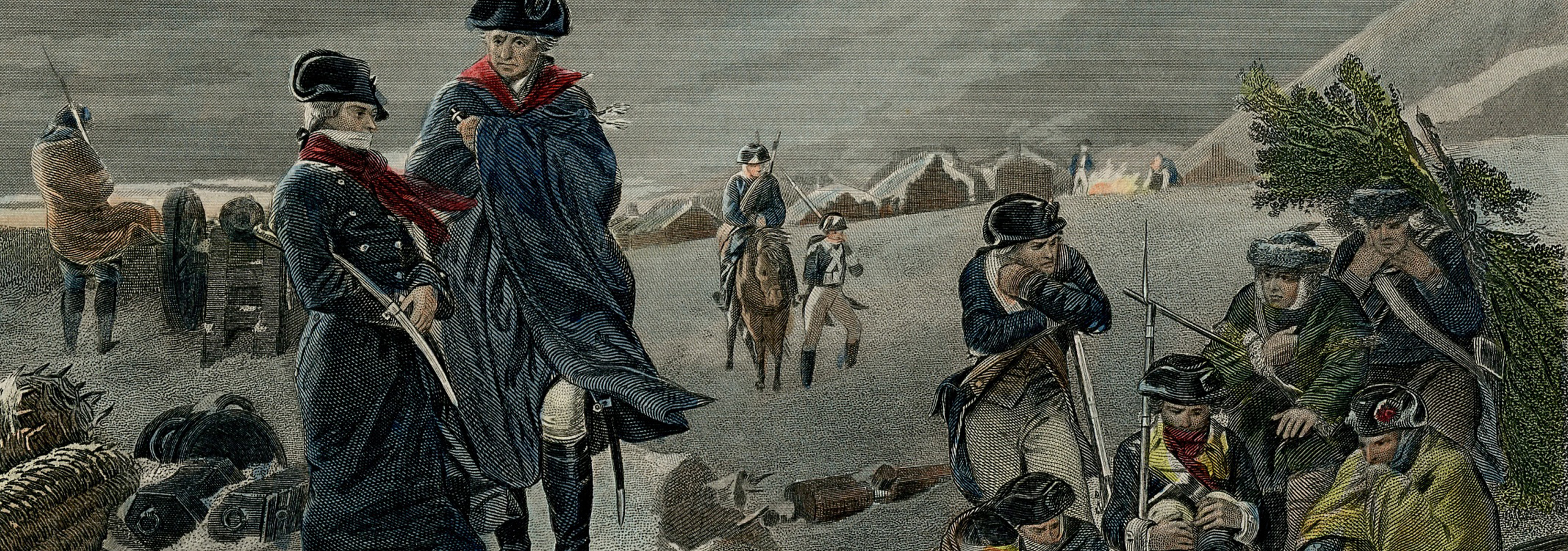 Winter at Valley Forge | American Battlefield Trust