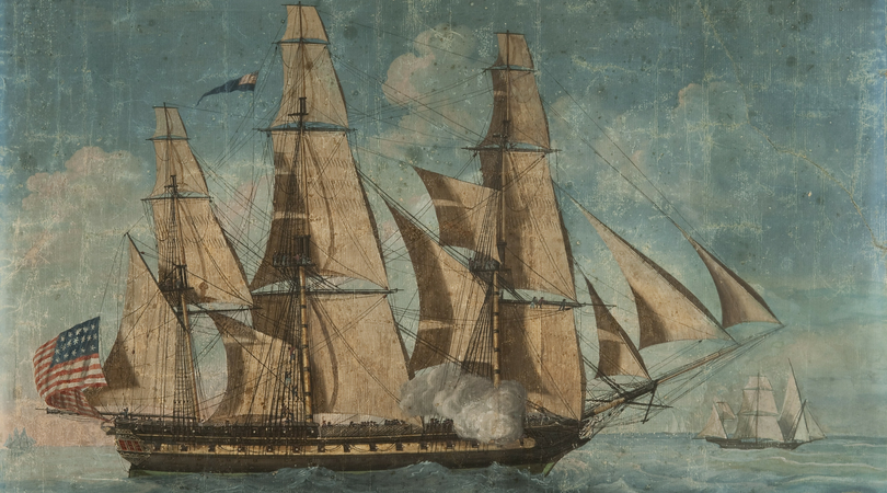 Naval Engagements in the War of 1812